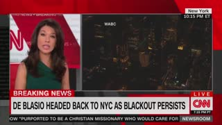 Gov. Andrew Cuomo blasts NYC Mayor Bill de Blasio for being absent during blackout
