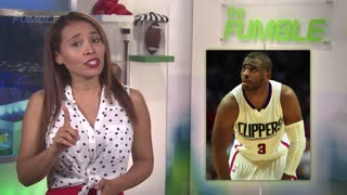 """WHAT?"" Chris Paul Gives HILARIOUS Response to Stupid Question by Reporter After Game 5 Loss to Jazz - Video"