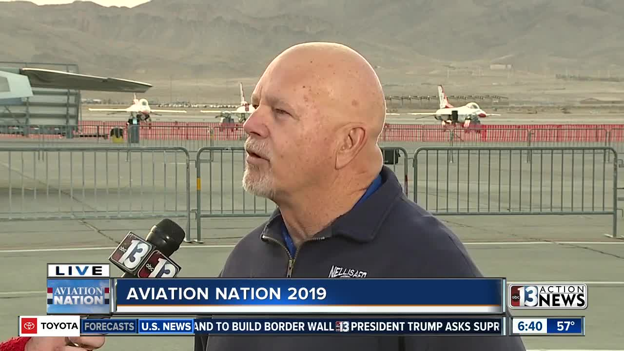 MQ-9 Reaper will debut at Aviation Nation
