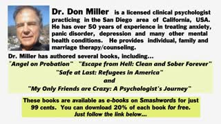 Dr. Don Miller - Alcohol Rehab #7: Foresee Future Consequences of Alcoholism