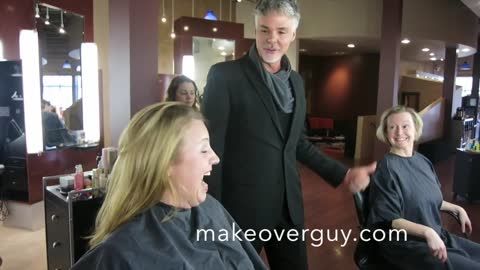 MAKEOVER! Anything But RED! by Christopher Hopkins, The Makeover Guy®