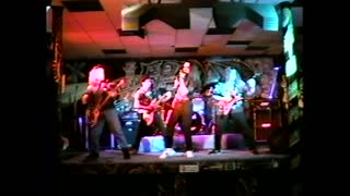 Crossfire - We Don't Understand - Right Track Inn 12-10-1994
