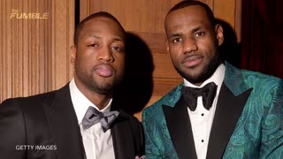 LeBron James & Dwyane Wade Almost Signed with Chicago Bulls At Same Time - Video