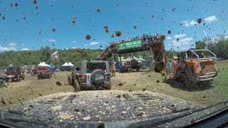 JeepFest 2019 Obstacle Course