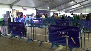 How Israel took the lead on vaccinations
