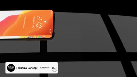 2020 iPhone 12 Concept — Innovative Screen !