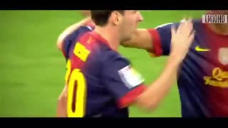 MESSI Amazing Free Kick vs REAL MADRID - Video