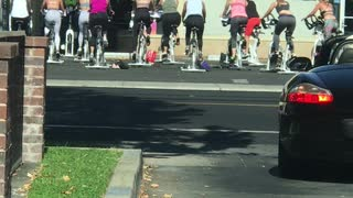 Cycling for Newsome