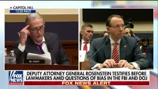 Gowdy Tunes Up Rosenstein Like Piano - Video