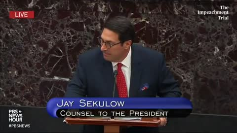 """Sekulow rips Nadler for trying to """"shred the Constitution"""""""