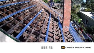 Get Roof Painting services in Melbourne at Caseyroofcare.com - Video