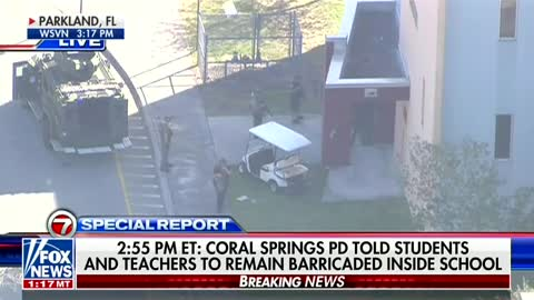 BREAKING NEWS: School Shooting At Douglas High School In Florida 2