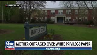 2nd-Grader Brings Home Paper From School Detailing White Privilege