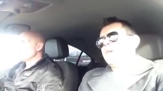 Funny Driving Lesson  - Video