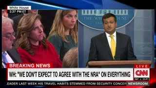 White House Rules Out Assault Weapons Ban - Video