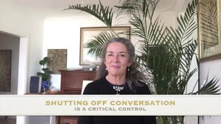 How to recognise the critical control drama
