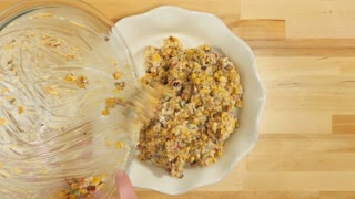 Creamy corn dip recipe - Video