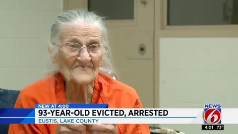 93-Year-Old Woman Evicted from Nursing Home When She Doesn't Pay Rent Thinking She Might Die