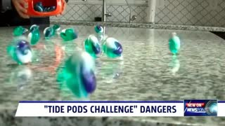 Youtube Is Yanking Videos to Stop Kids from Doing 'The Tide Pod Challenge' - Video
