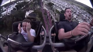 Rollercoaster Ride to Remember