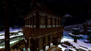 Minecraft Snow Village - Video