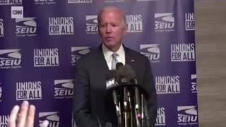 Joe Biden answers questions on Hunter