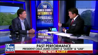 Comey Falsely Claims Republicans Funded The Steele Dossier - Video