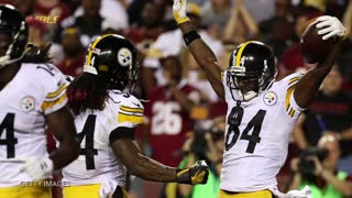 Antonio Brown Twerks After TD, Gets Penalized - Video