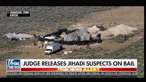 Unreal. Leftist Judge Releases New Mexico Jihadi Compound Members After Posting Bail