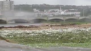Plastic Waves Filmed At Enviro-Crisis South Africa Beach