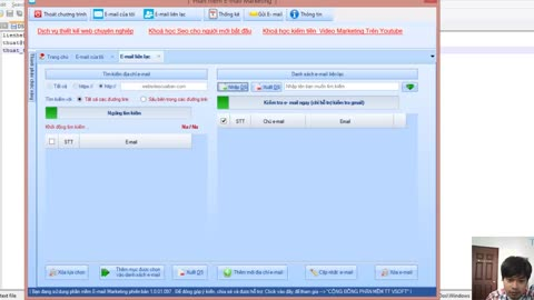 Tutorial manual professional email marketing software free