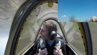 Awesome aerobatics - Video