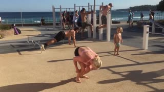 Backflip Burpees - Video
