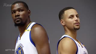 Kevin Durant & Klay Thompson Drain 18 3-Pointers Without Missing In Practice - Video