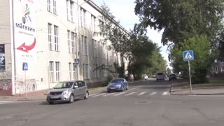 Tomsk- A beautiful city in Russia  - Video