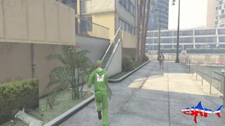 GTA 5 Online Glitches Wallbreach Glitch La Puerta PS4 Xbox One PS3 Xbox 360 & PC 1.31 - Video