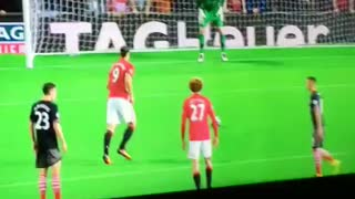 VIDEO: Ibrahimovic scored 2nd goal vs Southampton - Video