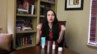 Gorgeous, ageless skin in your 20's, 30's, 40's and forward - Video