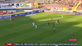 Quaresma vs Eskisehispor (a) 15-16 HD 720p by Gomes7 - Video