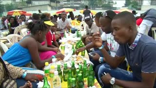 Grill festival unites Ivorians ahead of election