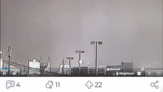 Nashville Tennessee Missile Explosion Weapons Strike