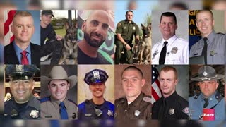 Thin Blue Line: National Police Week | Rare People - Video