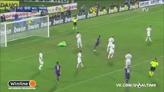Highlights HD - Fiorentina 0-0 AC Milan 25.09.2016 HD - Video
