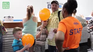 Special Ocean Cruise For Children With Autism - Video