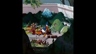 Donald Duck Chip And Dale Cartoons Part 5 - Video