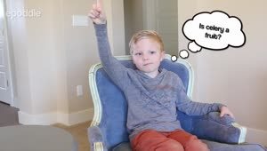 Bad lip reading a 6-year-old - Video
