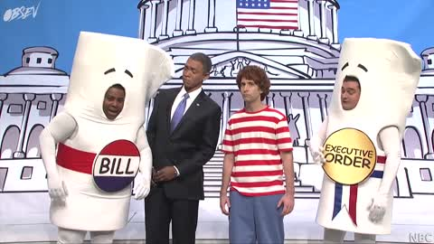 Every four years a Presidential election rolls around and Saturday Night Live fires off some of their best sketches, all of which are inspired by the political circus. Today we're counting down the absolute best SNL political skits.#5 Capitol HillIn