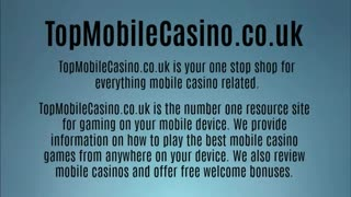 mobile casino pay by phone bill - Video