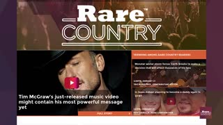 What it means to be Rare Country - Video