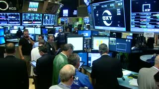 Stocks rebound from grizzly 'Black Monday' - Video
